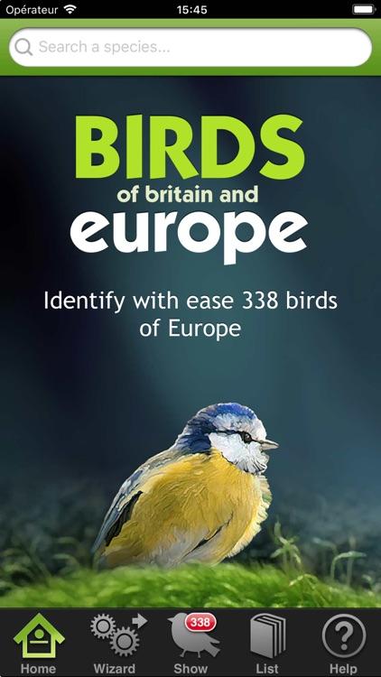 Birds of Britain and Europe screenshot-4
