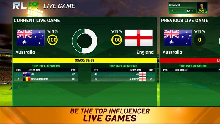 Rugby League 18 screenshot-3