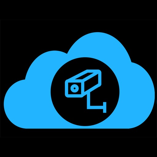 Security Cloud Camera iOS App