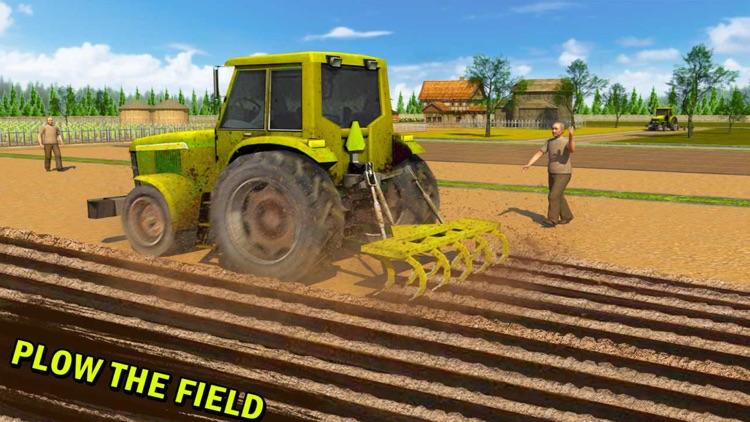 Real Farming Simulator: Farm Truck Driving School screenshot-1