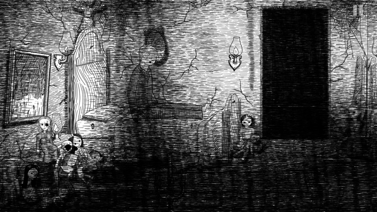 Neverending Nightmares screenshot-4