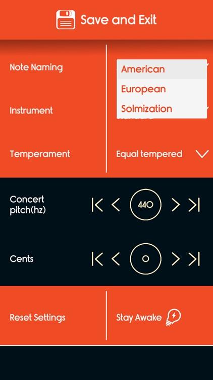 Bass Guitar Tuner Master screenshot-3