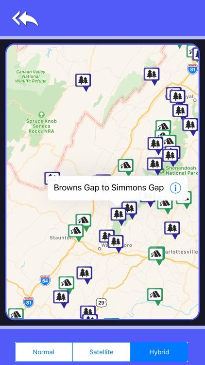 Virginia Camping & State Parks screenshot-4