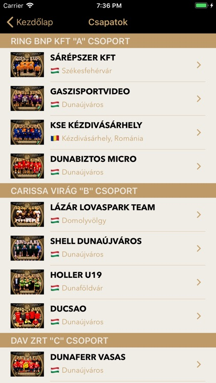 Carissa Cup screenshot-1