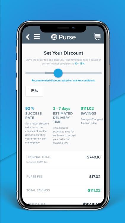 Purse - Bitcoin Shopping