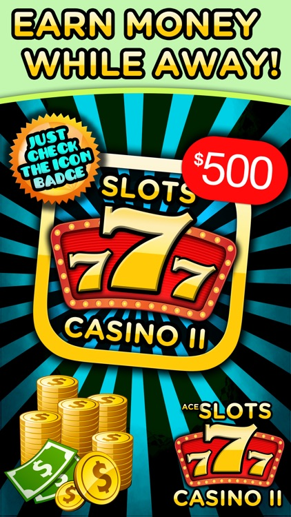 Ace Slots Machine Casino II screenshot-4