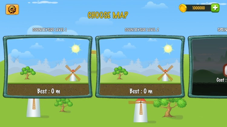 Hill Racing Car screenshot-4