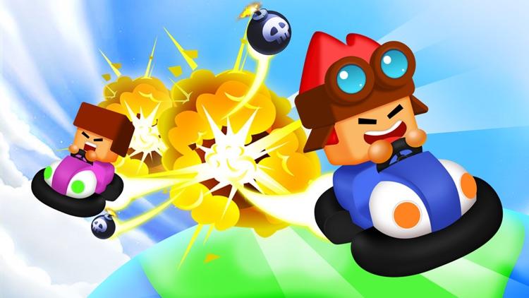 Bumper Kart.io: Crash and Bomb screenshot-4