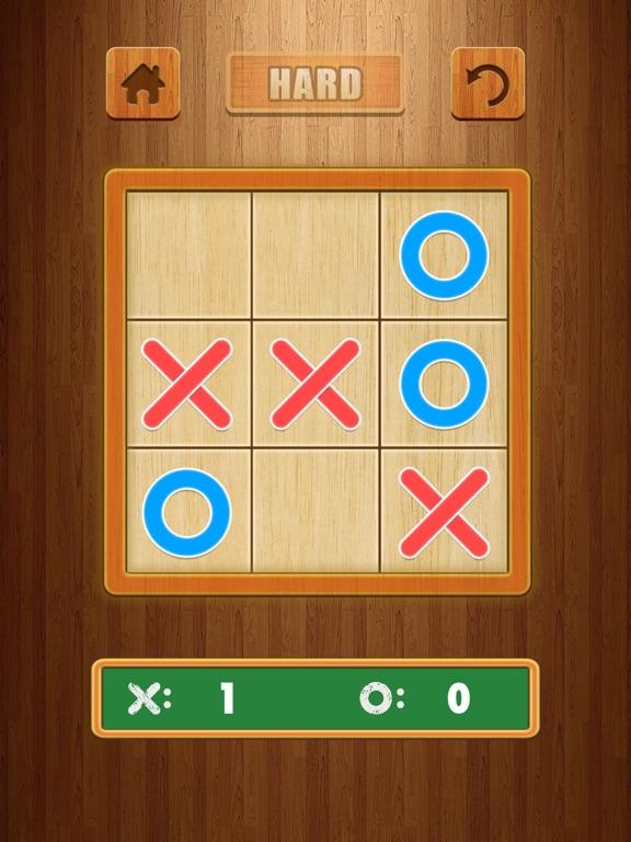 Tic Tac Toe - 2 Player Tactics-ipad-0