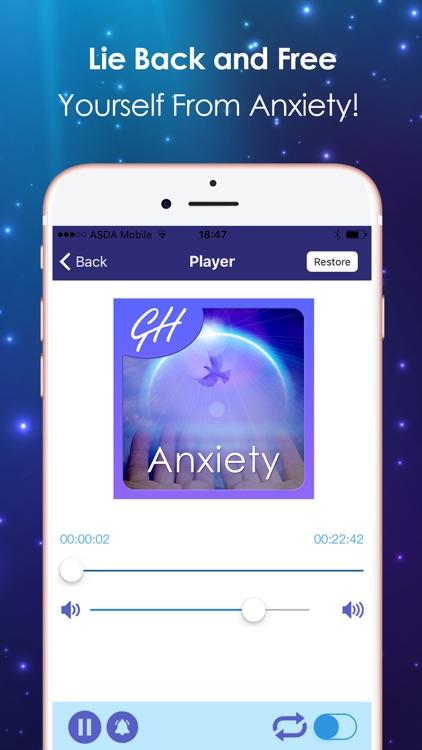 Overcome Anxiety Hypnosis screenshot-3