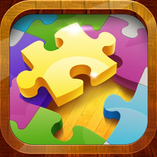 Jigsaw Puzzle Kitchen