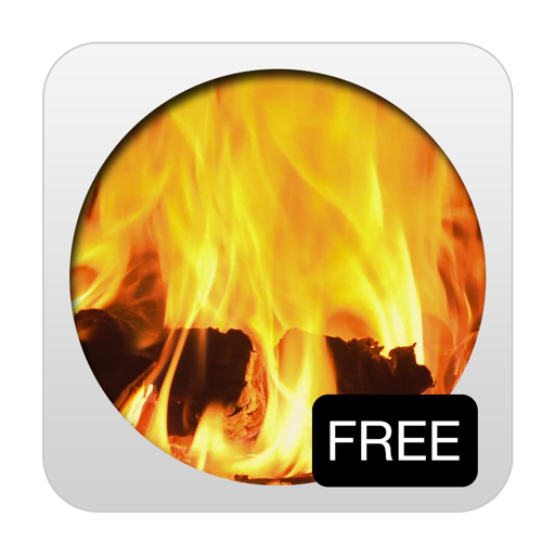 Fireplace HD - Free