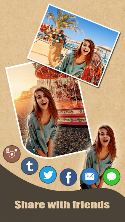 Cut & Show Me In - Photo Blender Background Eraser screenshot-3