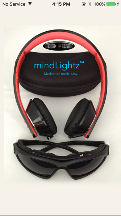 mindLightz screenshot one