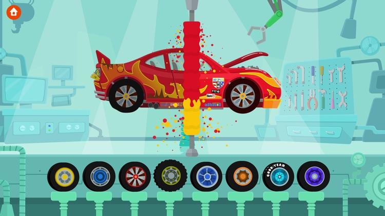 Dinosaur Rescue - Truck Games screenshot-0