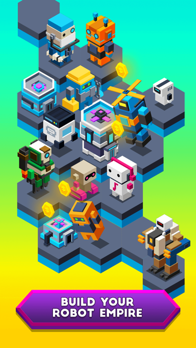 Robot Merge screenshot 7