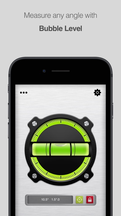 Screenshot for Bubble Level for iPhone in United States App Store
