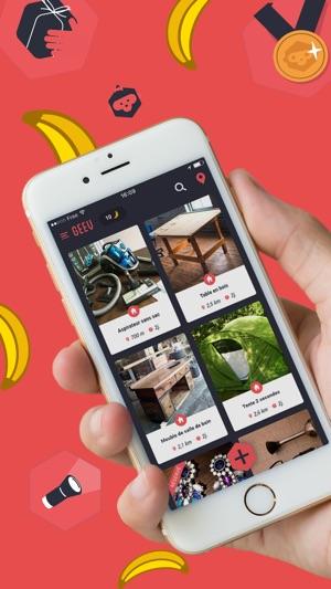 Captures d écran d iPhone