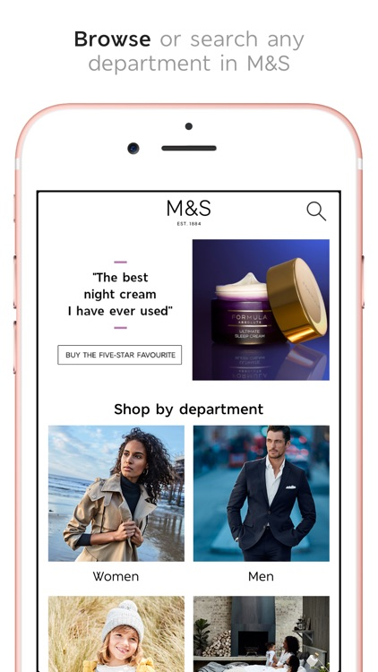 M&S screenshot-0