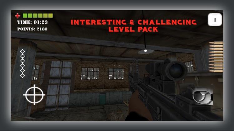 Marine Sharpshooter 3D screenshot-3