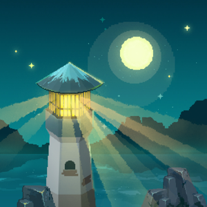To the Moon app