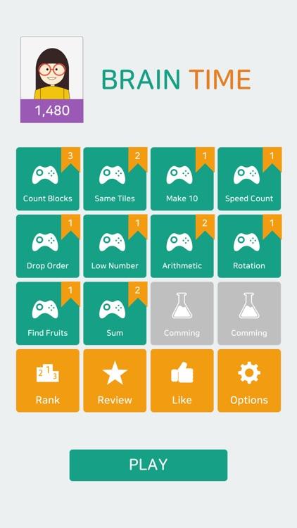 Brain Time - Brain Game screenshot-0