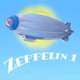 Zeppelin LÆR BOKSTAVENE