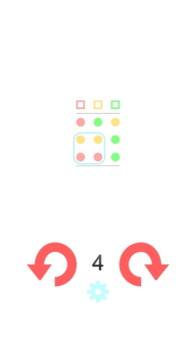 Dot - Aline Same Color Dots screenshot 2