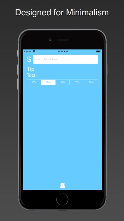 Blue Tip Gratuity Calculator screenshot-0