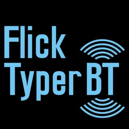 FlickTyperBT