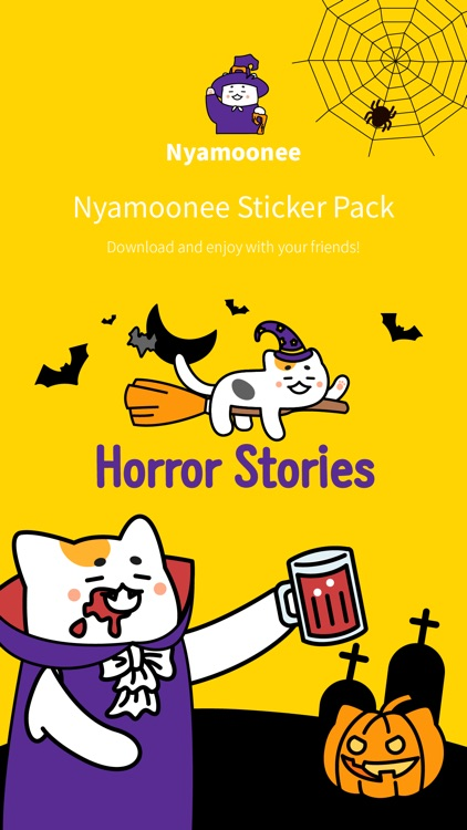 Nyamoonee's Horror Stories