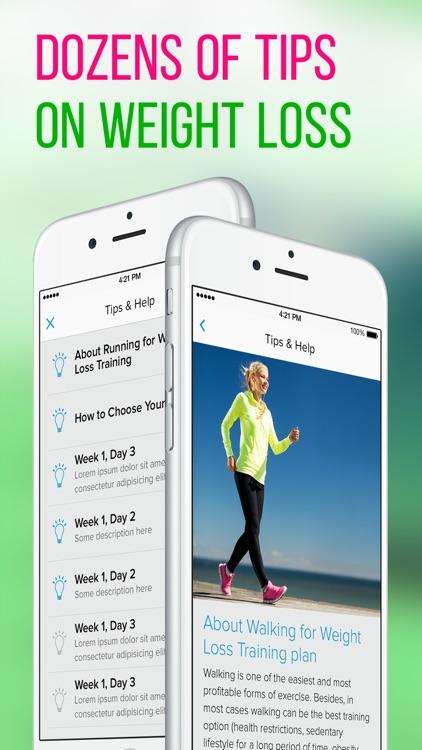 Walking for Weight Loss screenshot-3
