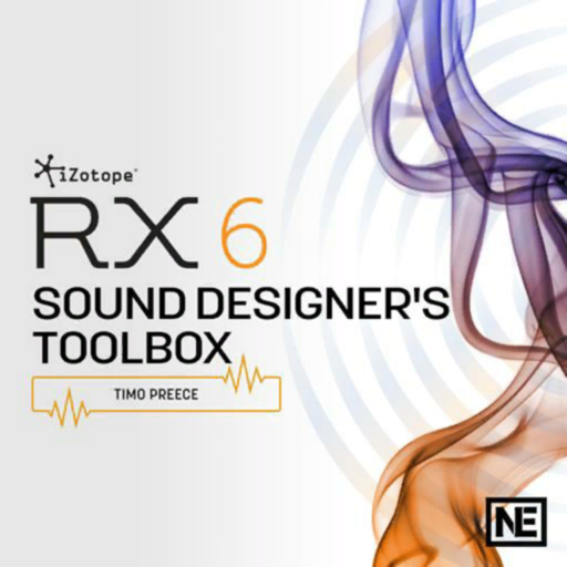 Sound Design Toolbox For RX 6