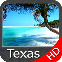 Texas Nautical Charts GPS - HD