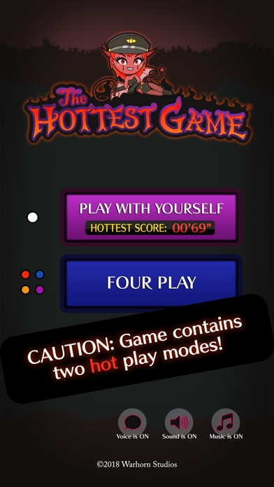 The Hottest Game Screenshot 1
