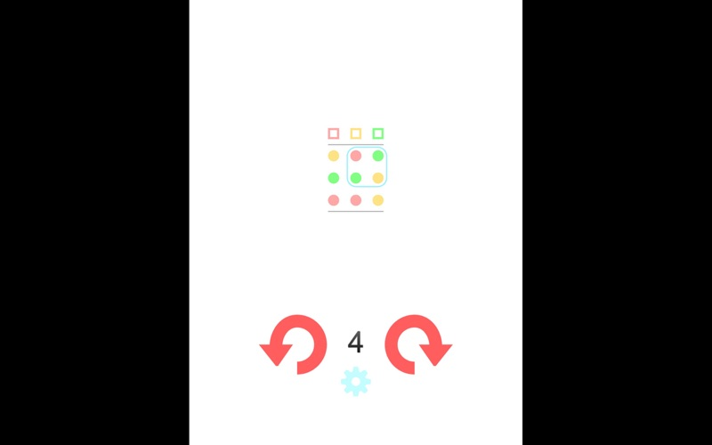 Dot - Aline Same Color Dots screenshot 1