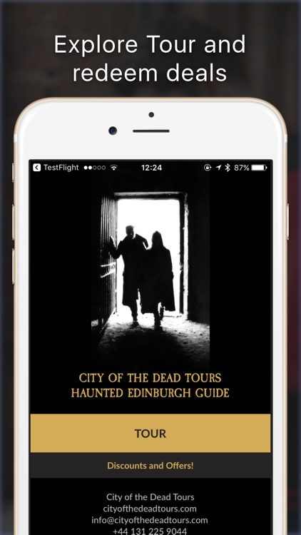 City of the Dead Tours: Haunted Edinburgh screenshot-3