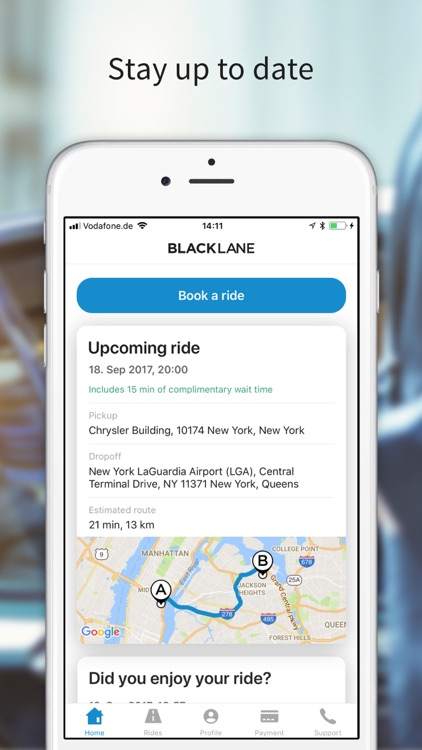 Blacklane screenshot-4