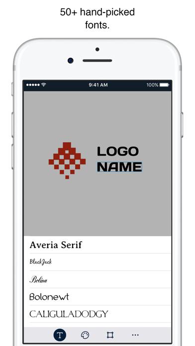 Logo Master screenshot three