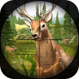Deer Hunter Shooting Game 2018