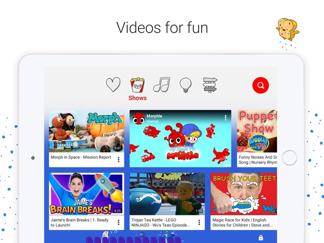 2ffd915c6  YouTube Kids on the App Store
