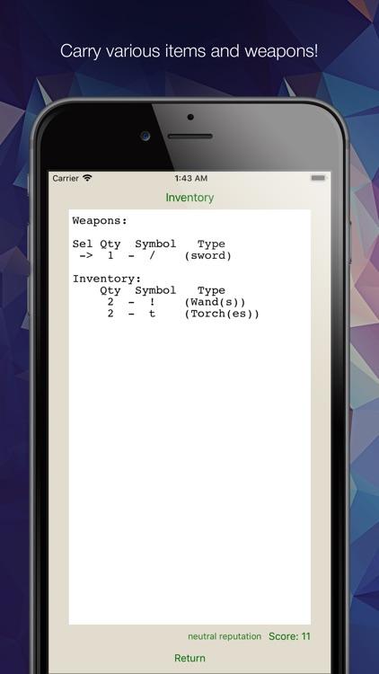Text Maze 2 - Whole New World