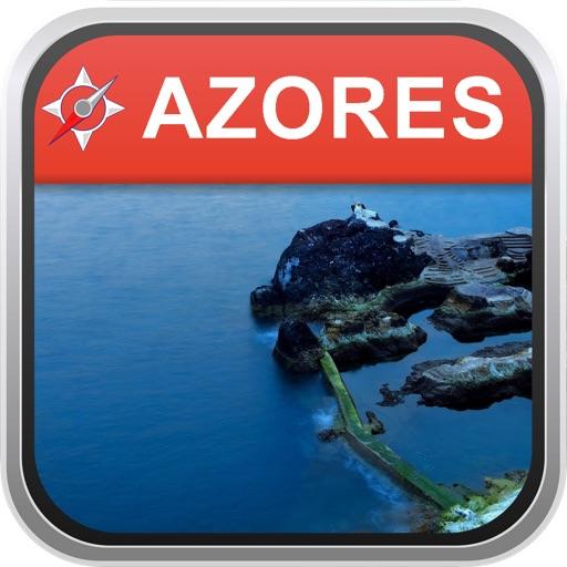 Offline Map Azores: City Navigator Maps