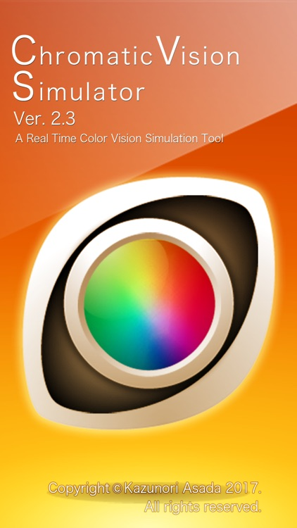 Chromatic Vision Simulator screenshot-0
