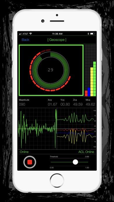 Ghost Science M3 screenshot 6