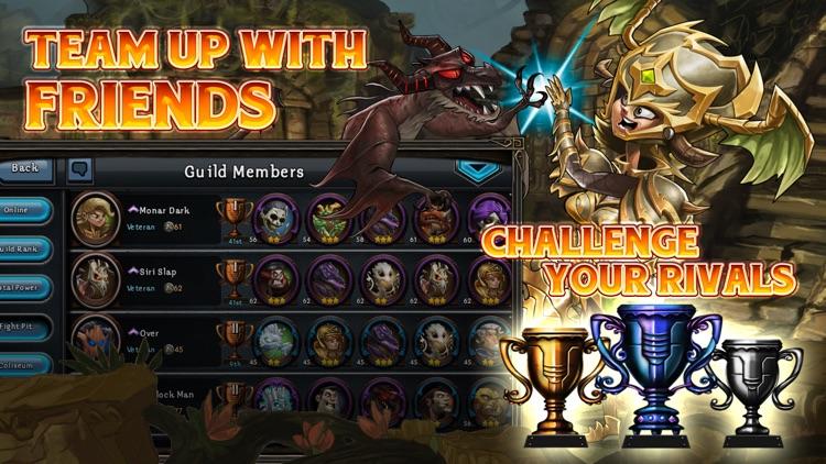 DragonSoul RPG screenshot-3