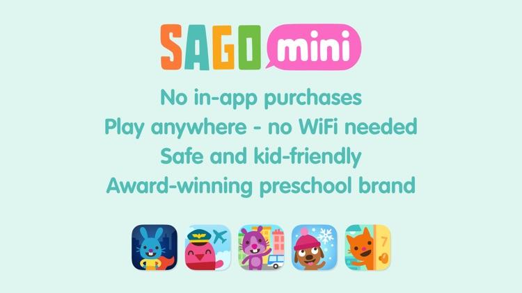 Sago Mini Zoo screenshot-6