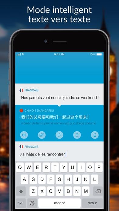 parlez et traduisez