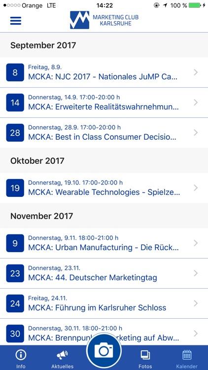 Marketing Club Karlsruhe screenshot-4