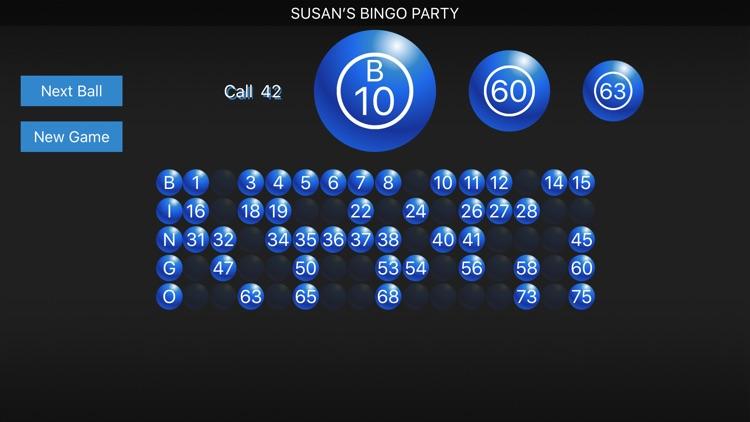 Bingo Caller Machine screenshot-3